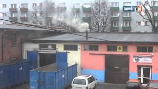 Komin wciąż dymi na Pracy
