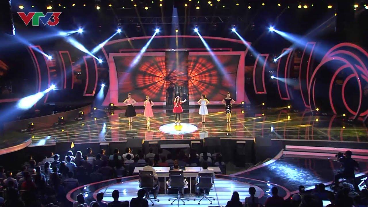Vietnam Idol 2013 – Vòng loại trực tiếp 3 – LK Dù có cách xa & Mặt trời dịu êm – Top 8
