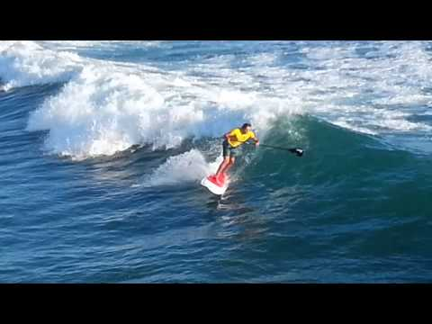 Stand up paddle board (SUP) Oceanside冲浪圣地亚哥海滨市