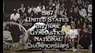 1987 Rhythmic National Championships - Presented by Konica thumbnail