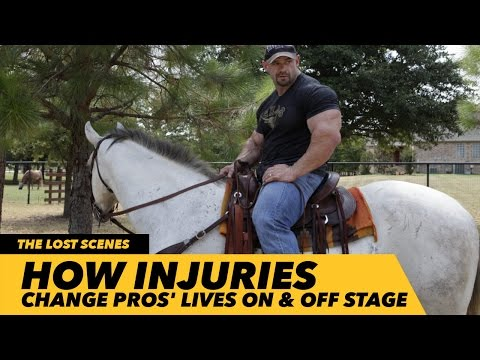 How Injuries Change Pros' Lives On & Off Stage | Generation Iron
