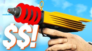 GTA 5 - The New *EXPENSIVE* Ray Gun!!