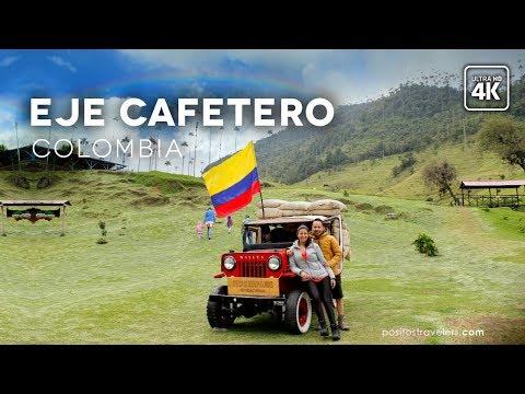 Que Hacer En El Eje Cafetero Colombia - 11 Lugares Que DEBES VISITAR