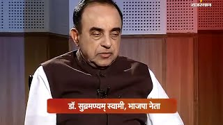 Aamne Samne-Dr Subramanyam Swamy-BJP Leader-Rajasthan-On 23rd Jan 2016