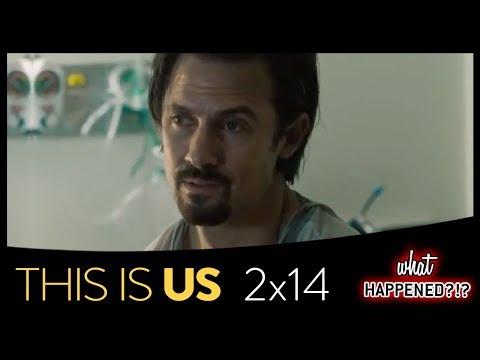 "THIS IS US 2x14 Recap: Jack's Death Explained ""Super Bowl Sunday"" 2x15 Promo | What Happened?!"