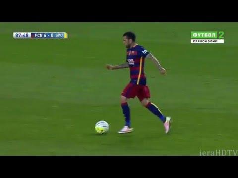 Luis Suárez - Pichichi 2015-2016 - All 40 Goals - English Commentary
