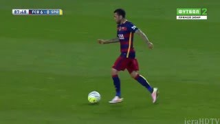 Luis Suárez ● Pichichi 2015-2016 ● All 40 Goals · English Commentary