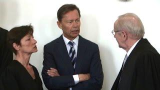 Anklagebank statt Geburtstagsfeier für Middelhoff