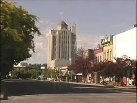Baker City Oregon BestoftheRoad most beautiful town finalist