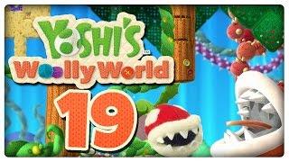 Let's Play YOSHI'S WOOLLY WORLD Part 19: Audrey und der Keller voll mit Absinth