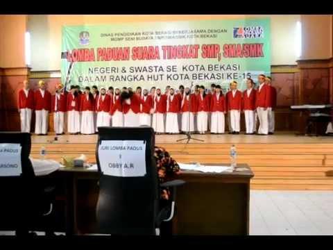 Etniez choir - MARS Kota Bekasi & Janger
