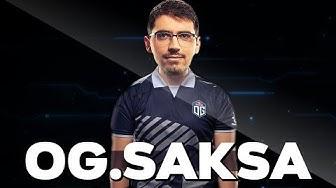 TOP-1 Rank Support Saksa joins Team OG as NEW Position 4 Player