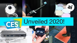 The Best Gear & Gadgets From CES Unveiled 2020