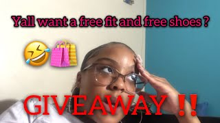 HOW MY INSTAGRAM GOT DELETED GIVEAWAY Free Shoes And Fit WATCH NOW