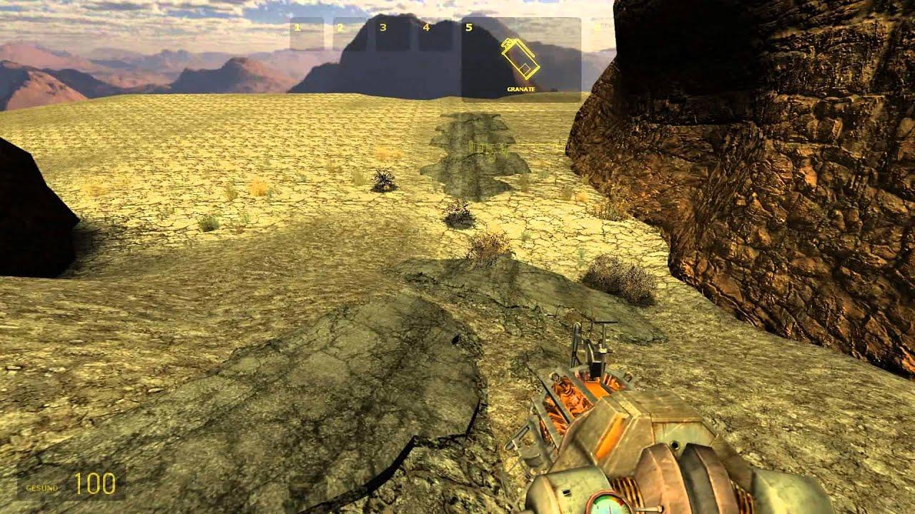 Gmod: Fallout: New vegas map - Tumbleweed! - YouTube