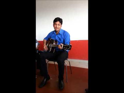 "Last day in CGI:""Office Jana"" | Composition on CGI Memories_2014 | Sachin Gupta | Full Guitar Cover"