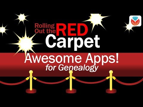 Awesome Mobile Apps For Genealogy And Family History - Apple And Android