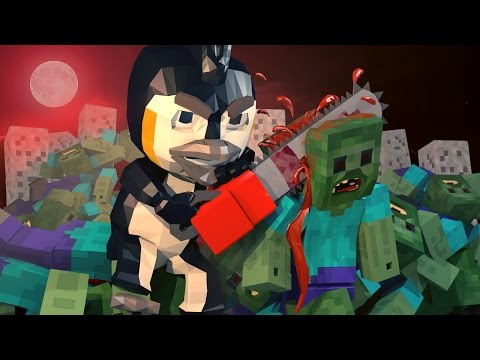Minecraft   Atlantic Tales - HOW TO KILL ZOMBIES! (Minecraft Roleplay)