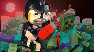 Repeat youtube video Minecraft | Atlantic Tales - HOW TO KILL ZOMBIES! (Minecraft Roleplay)