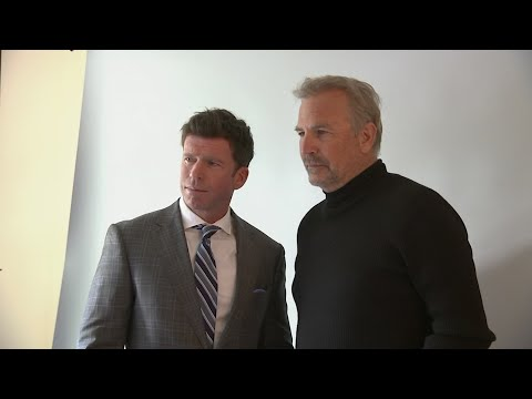 Kevin Costner wants thought-provoking conversations for Father's Day