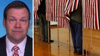 Kris Kobach talks voter fraud