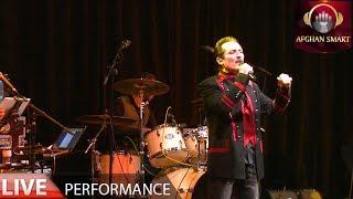 Farhad Darya - Freshta Jan LIVE VIDEO