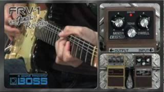 FRV-1 Fender® Reveb [BOSS Sound Check]