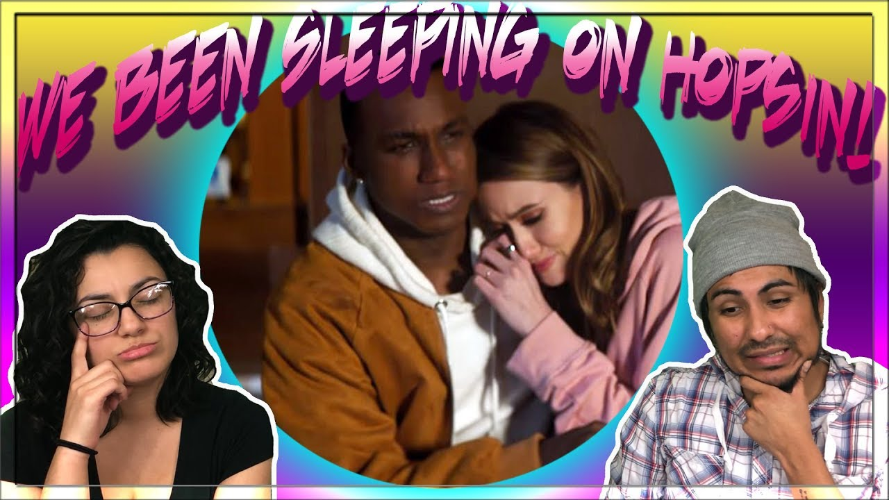 First time hearing a Hopsin song! | Hopsin - The Old Us REACTION
