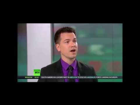 How would we end the Federal Reserve? Austin Petersen on Russia Today