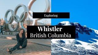The Famous Whislter Village 2019 | Village Tour