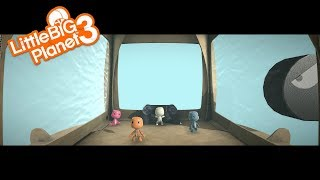 LittleBigPlanet 3 - Video Game Items in LBP 2 [Film/Animation]