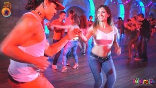 MARVIN RAMOS - ALICIA AVAKIAN SOCIAL SALSA | LEBANON DANCE FESTIVAL 2014