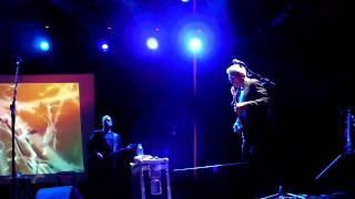 Tuxedomoon - Waterfront Seat -  live Roma @ Villa Ada 8-7-2011
