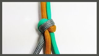 Paracord Tutorial: How To Tie A 3 Strand Single Matthew Walker Knot