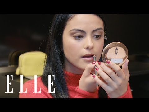 #Riverdale's Camila Mendes Takes Us to New York Fashion Week | ELLE