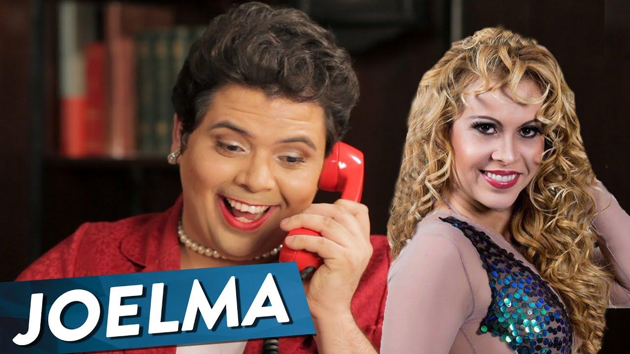 Dilma liga para Joelma