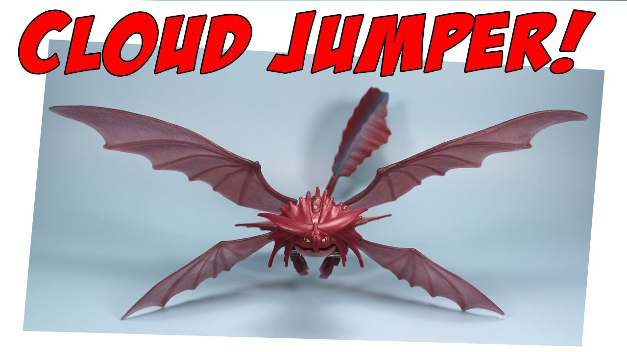 How to Train Your Dragon 2 Cloudjumper X-wing Power Dragon ...