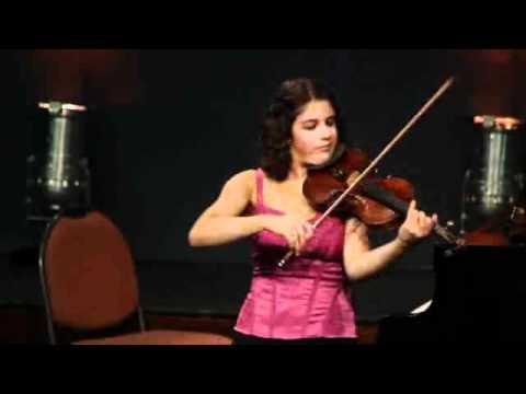 22. MHIVC 2011 - Round 1 - Competitor 2 - Maia Cabeza B