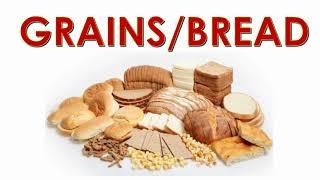 Cereals, Nuts, Bread Vocabulary - Interclass Video