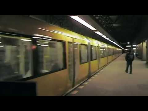U-Bahn Berlin: Typ H97 in Rohrdamm (U7)