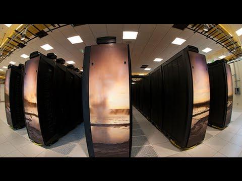 Supercomputer! NCAR-Wyoming Supercomputing Center