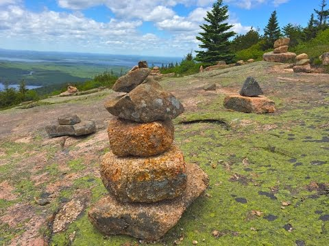 Road Trip to Maine Part 2 - Bar Harbor, Acadia National Park..