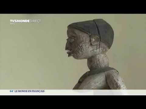 Le Bénin attend la restitution des œuvres d'art