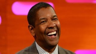 Denzel Washington and President Obama - The Graham Norton Show - Series 12 Ep 12 Preview - BBC One
