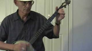Clawhammer banjo - Marching Through Georgia
