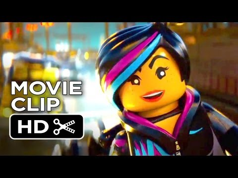 The Lego Movie CLIP - The Prophecy (2014) - Elizabeth Banks, Chris Pratt Movie HD