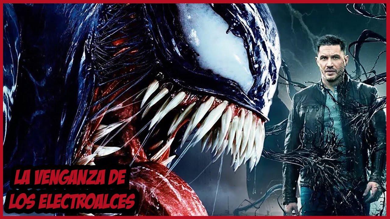 Nuevo Personaje Confirmado Para Venom 2 Youtube