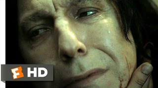 Harry Potter and the Deathly Hallows: Part 2 (2/5) Movie CLIP - Snape