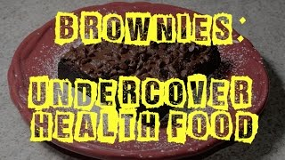 Kids React To Undercover Health Food ~ Brownies, Rich, Delicious, Healthy, Kid Approved