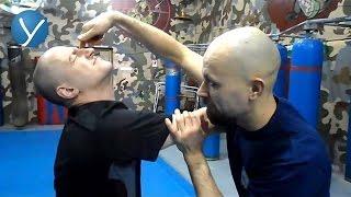 приемы рукопашного боя обучение видео